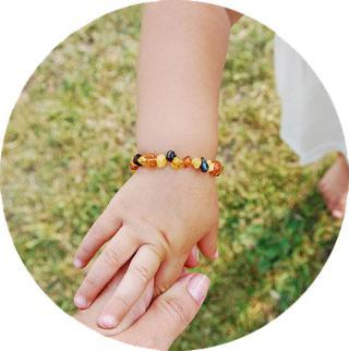 dec47a7447c Bracelets d Ambre Bébé